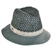 Peyton Fedora Hat