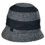 Dolores Cloche Hat