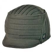 Ribknit Military Cap Hat