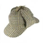 Deerstalker Tweed cap