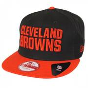 Cleveland Browns NFL 9Fifty Snapback Baseball Cap