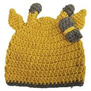 Giraffe Infant Beanie Hat