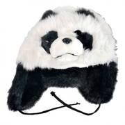 Panda Infant Hat