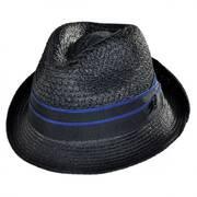 Vent Stingy Brim Fedora Hat