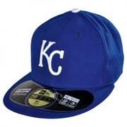 Kansas City Royals MLB Game 5950 Fitted Baseball Cap