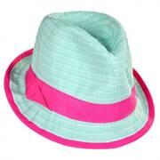 Ribbon Fedora Hat