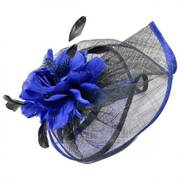 Feather Derby Fascinator Headband
