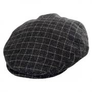 Plaid Ivy Cap with Earflaps