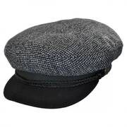Fiddler Cap - Star Tweed