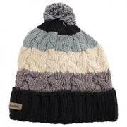 Carson Pass Pom Beanie Hat