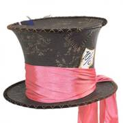 Replica Mad Hatter Top Hat
