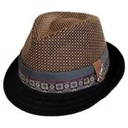 Hue Wool Blend Trilby Fedora Hat