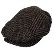 Wrayburn Plaid Tweed Wool Ivy Cap