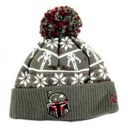 Star Wars Boba Fett Sweater Knit Beanie Hat