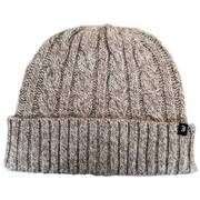 Classic Wool Blend Cuff Beanie Hat