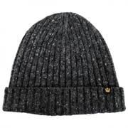 Blizzard Party Merino Wool Beanie Hat