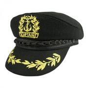 Captain's Hat in Wool