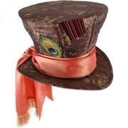 Disney Alice in Wonderland Mad Hatter Top Hat