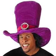 Giant Alice Mad Hatter Top Hat