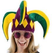 Royal Court Jester Hat