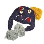 Mutant Crochet Knit Beanie Hat