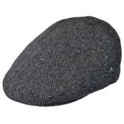 Donegal Tweed Herringbone Ivy Cap