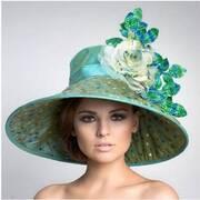 Cassandra Widebrim Hat