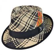 Fenix Panama Straw Fedora Hat