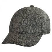Bigalli - Tweed Baseball Cap