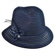 Velvet Crushable Fedora Hat