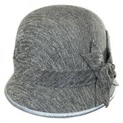 Boucle Jersey Cloche Hat