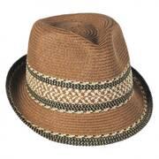 Mayan Packable Fedora Hat