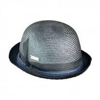 Space Bombin Straw Bowler Hat
