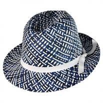 Anguilla Fedora Hat