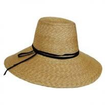 Cote D'Azur Milan Straw Sun Hat