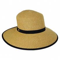 Toyo Straw Braid Facesaver Hat