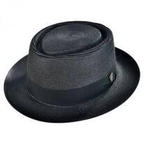 Gate Milan Straw Pork Pie Hat