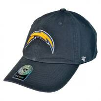 Los Angeles Chargers NFL Clean Up Strapback Baseball Cap