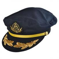 Admiral's Cotton Adjustable Cap