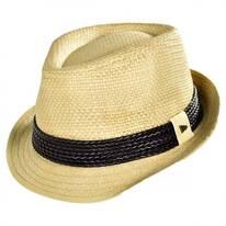 Huxley Toyo Straw Fedora Hat