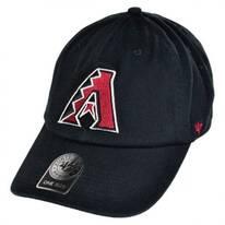 Arizona Diamondbacks MLB Clean Up Strapback Baseball Cap