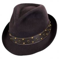 Roadster Wool Felt Fedora Hat