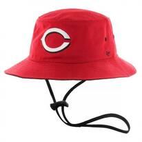 Cincinnati Reds MLB Kirby Bucket Hat