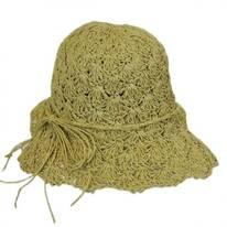 Child's Shell Crochet Toyo Sunhat