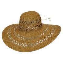 Ventilada Widebrim Straw Swinger Hat