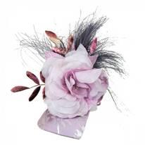 Lilac Fascinator Hat