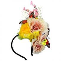 Flora Fascinator Headband