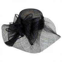 Swinger Hat with Bow