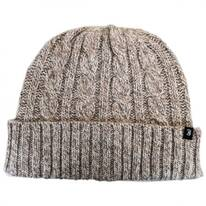 Classic Cuff Wool Blend Beanie Hat