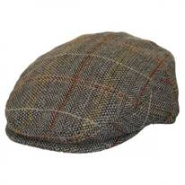 Kids' Tweed Wool Blend Ivy Cap